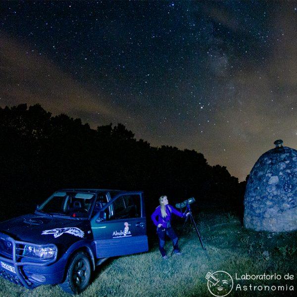 retrato astronomico abubilla ecoturismo
